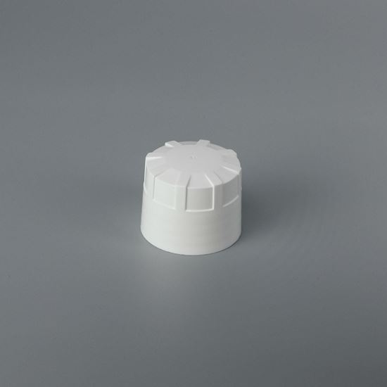 Picture of 38-430 Continuous Thread PP Buttress Cap