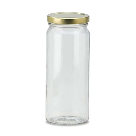Picture of 16 oz Olive Paragon Glass Jar