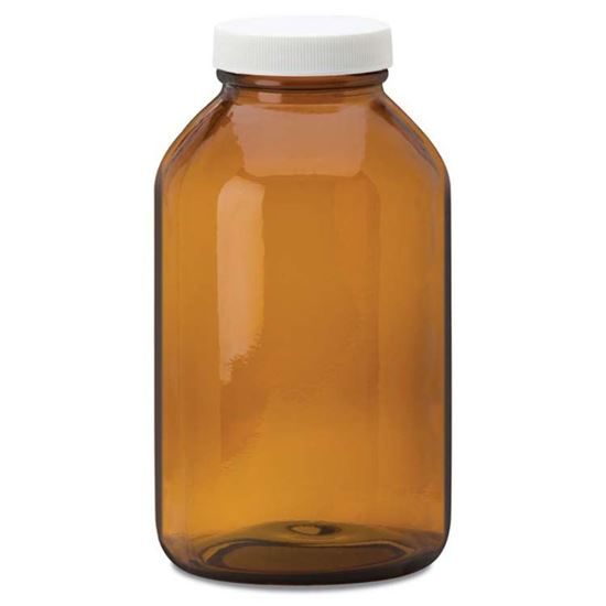 Picture of 750 cc Wide Mouth Packer Glass Jar
