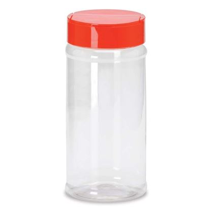 Picture of 16 oz Round Spice Plastic Jar