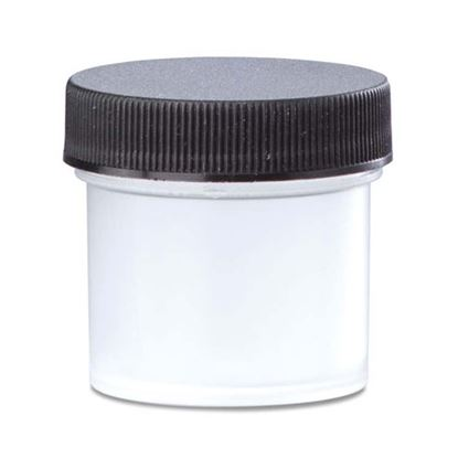 Picture of 1 oz Straight Sided Plastic Jar