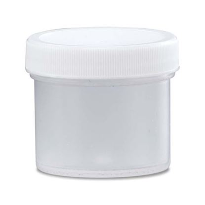 Picture of 2 oz Straight Sided Plastic Jar