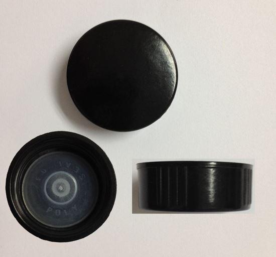 Picture of 33-400 Phenolic Ribbed Cap Closure