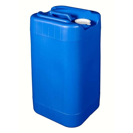 Picture of 5 Gallon HDPE Natural Tight Head w/ Anti-Static Resin for Delpaks