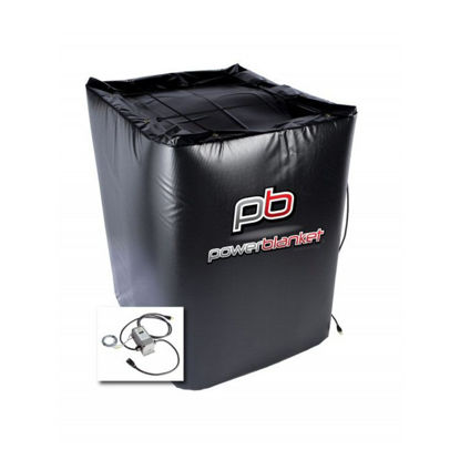 Picture of 250 Gallon IBC Tote Heating Blanket (TH250)