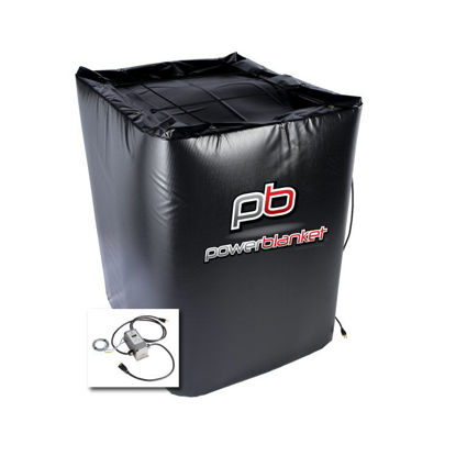 Picture of 275 Gallon IBC Tote Heating Blanket 240V (TH275-240V)