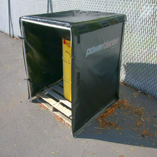 Picture of Hot Box - 48 Cubic Feet (HB48-1200)