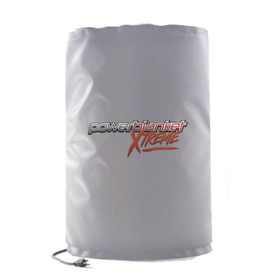 Picture of 15 Gallon Pail Rapid Heating Blanket Heavy Grade (BH15RRG)