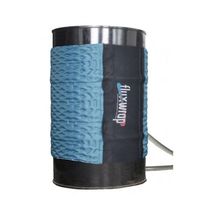 Picture of 30 Gallon Drum Flux Wrap Jacket with Insulation (FLUX30)