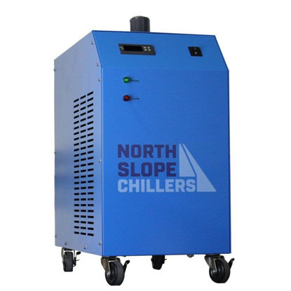 Picture of Indoor 1/4 Ton Portable Stand Alone 3,000 BTU Industrial Chiller (NSC0250-FROST)