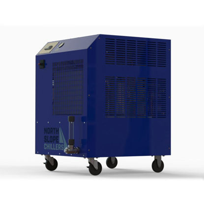Picture of Indoor 1/2 Ton Stand Alone 6,000 BTU Industrial Chiller (NSC0500-110/1)
