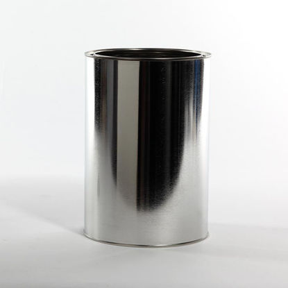 Picture of 1 Gallon Imperial Round Can, Unlined, No Ears, 610x908, 30/Case