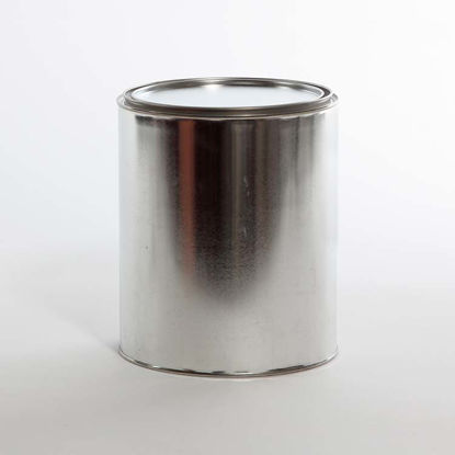 Picture of 1 Gallon Round Can, Unlined, No Ears, 610x711 with Plug, 34/Case