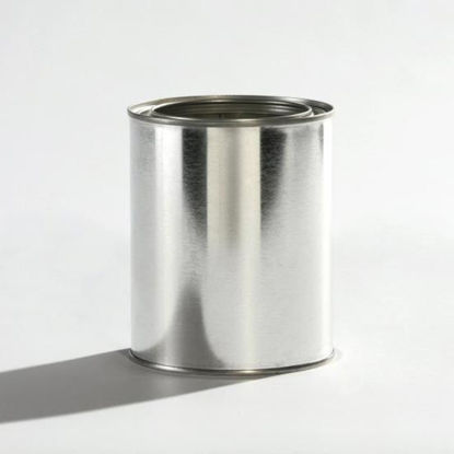 Picture of 1 Liter Round Can, Unlined, 404x502.5 (Bulk Pallet)