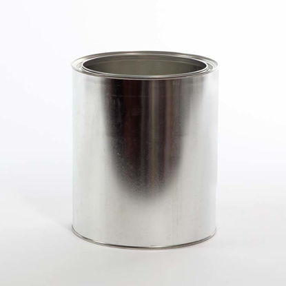 Picture of 1 Gallon Round Can, Unlined, No Ears, 610x711, 36/Case