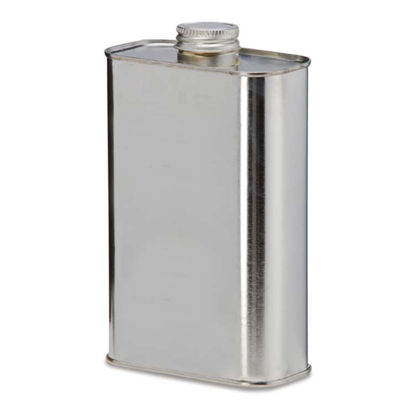 "Picture of 1 Quart F-Style Can, 1"" Delta, Unlined, 409x614, 120/Case"
