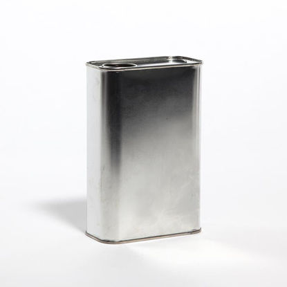 Picture of 1 Quart F-Style Can, 32 mm Rel Off Center, Unlined, 409x614, Y1.2/100 (Bulk Pallet)