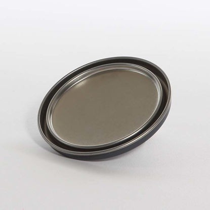 Picture of 307 Plug for Pint Round Cans, Gray Lined