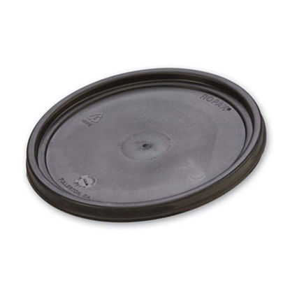 Picture of 1 gallon Black HDPE Cover