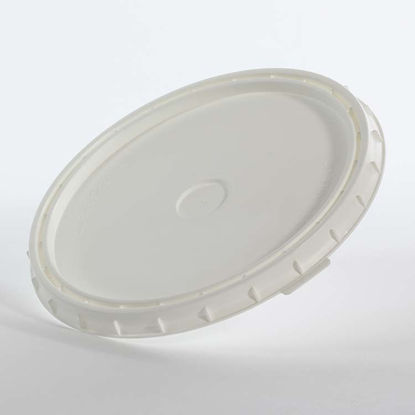 Picture of 1 Gallon HDPE Natural Vapor Lok Cover