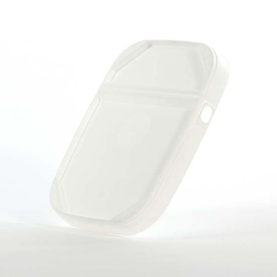 Picture of 1 Gallon White HDPE EZ Stor Cover