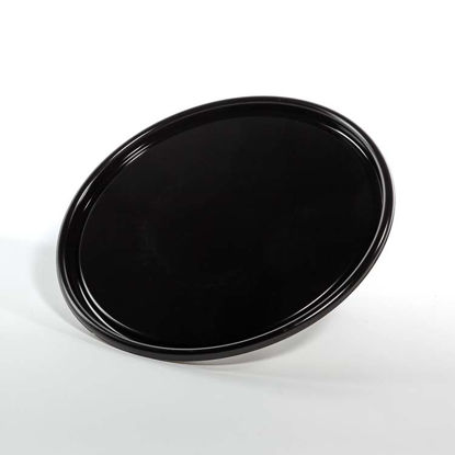 Picture of 2.5 - 7 Gallon Black Ring Seal Cover, Rust Inhibited w/ EPDM Gasket (24 Gauge)
