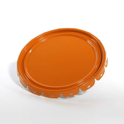 Picture of 2.5-7 Gallon Orange Unipak Cover, Rust Inhibited (24 Gauge)