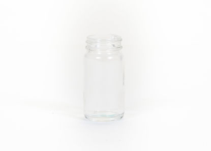 Picture of 2 oz Flint Straight Side Jar, 38-400