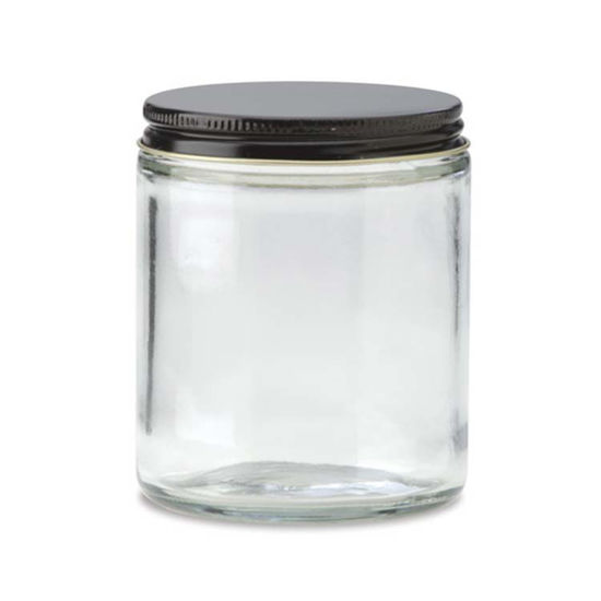 Picture of 9 oz Flint Straight Side Jar, 70-400, 12 or 24x1