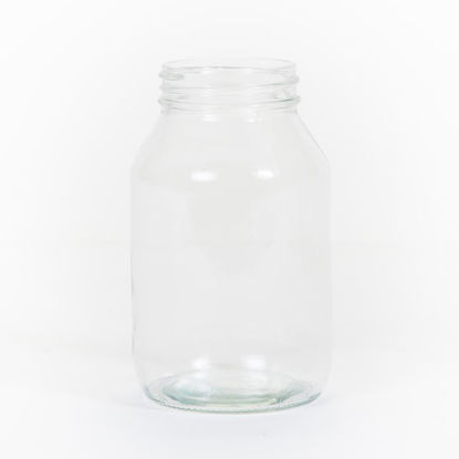 Picture of 32 oz Flint Mayo Jar, 70-450G, 12x1