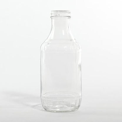 Picture of 16 oz Flint BBQ Decanter, 38-405, 12x1