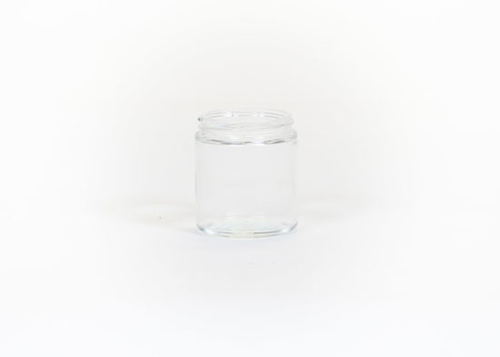 Picture of 4 oz Flint Straight Side Jar, 58-400, 24x1