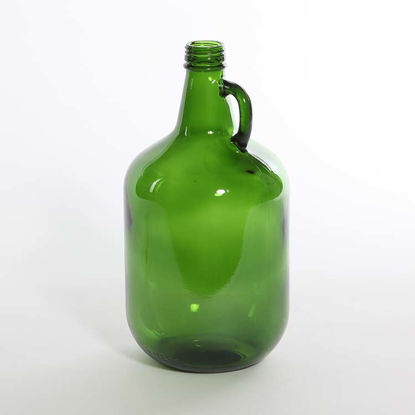 Picture of 3 liter Champagne Green Wine Jug, 38-400, 4x1