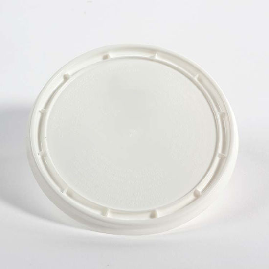 Picture of 32 oz White HDPE Pry Off Cover