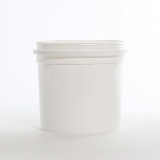 Picture of 64 oz White HDPE Pry Off Cover