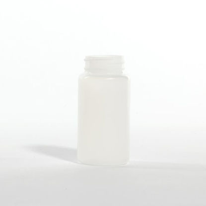 Picture of 120 cc Natural HDPE Wide Mouth Packer, 38-400, 14.1 Gram