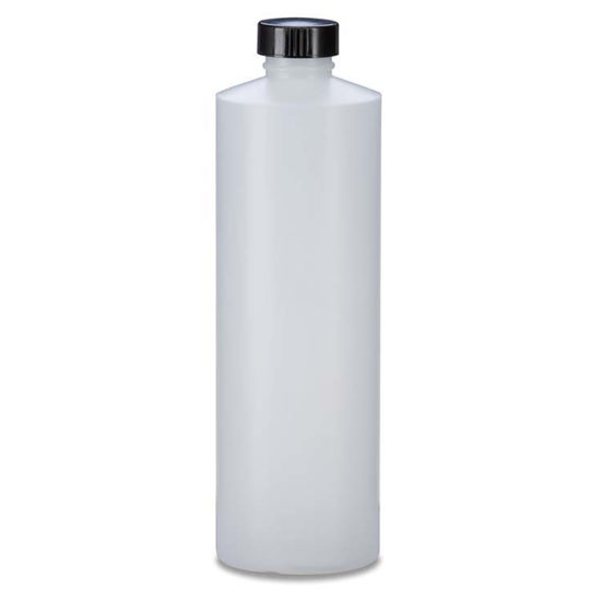 Picture of 16 oz Natural HDPE Cylinder, 28-410
