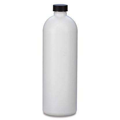 Picture of 16 oz White HDPE Bullet (Cosmo), 24-410