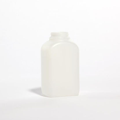 Picture of 500 cc Natural HDPE Packer, 43-400, 35 Gram