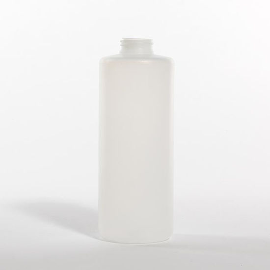 Picture of 32 oz Natural HDPE Cylinder, 38-400, 55 Gram