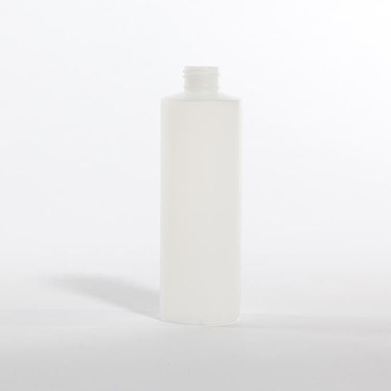 Picture of 8 oz Natural HDPE Cylinder Styleline, 24-410, 22 Gram