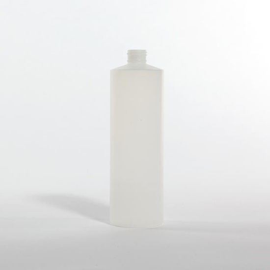 Picture of 16 oz Natural HDPE Cylinder Styleline, 24-SP410, 30 Gram