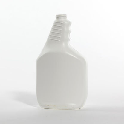 Picture of 33 oz White HDPE Trigger Spray, 28-410, 55 Gram
