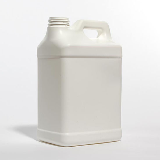 Picture of 2.5 Gallon White HDPE F-Style Trimline, 63 mm, 350 Gram