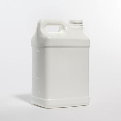 Picture of 19 oz White HDPE Paragon Jar, 63-485, 44 Gram