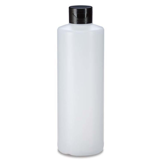 Picture of 32 oz Natural HDPE Cylinder, 38-400, 54 Gram