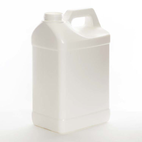 Picture of 2.5 Gallon White HDPE F-Style, 63-485