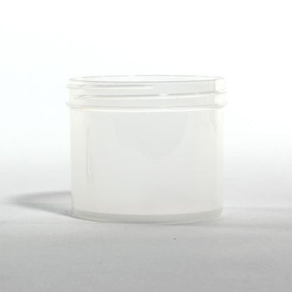 Picture of 4 oz Natural PP Straight Side Jar, 70-400