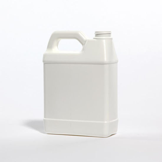 Picture of 64 oz White HDPE F-Style, 38-400, 95 Gram, 95 Gram
