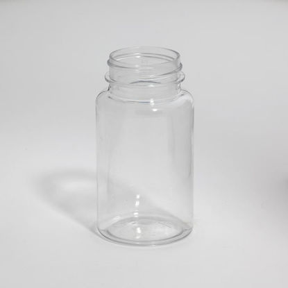 Picture of 4 oz Clear PET Packer, 38-400